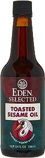 Eden Foods Sesame Oil, Toasted, 10-Ounce