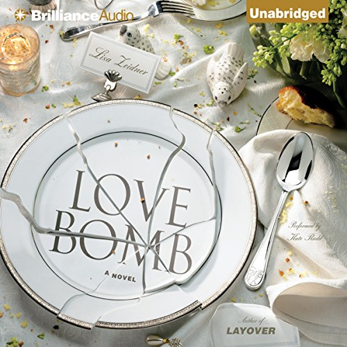 Love Bomb audiobook cover art