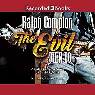 The Evil Men Do audiobook cover art