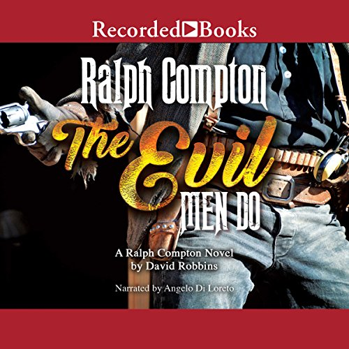The Evil Men Do audiobook cover art