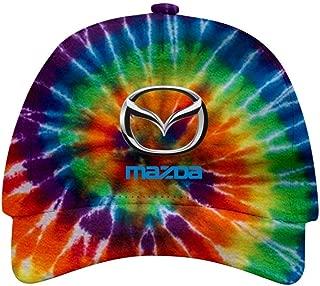 Boini Mazda Car Logo Basic Daily Wear Cute Graphic Raglan T Shirts for Boys and Girls