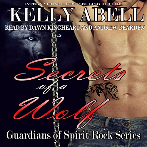 Secrets of a Wolf audiobook cover art