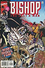 Bishop The Last X-Man #9 VG ; Marvel comic book