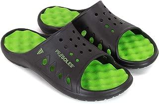 PR Soles Original Sandals | Foot Massaging & Recovery Footwear | Mens & Womens Original Slides | Multiple Sizes & Colors