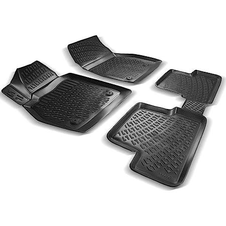 Rizline 3d Gummimatten Auto Matten Fussmatten Kompatibel Mit Opel Astra J 2009 2016 Chevrolet Cruze 2008 2016 Passgenaue Mit Hohem Rand C A 5 Cm Auto
