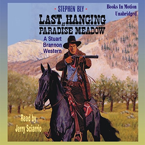 Last Hanging at Paradise Meadow audiobook cover art