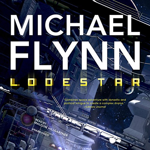 Lodestar audiobook cover art