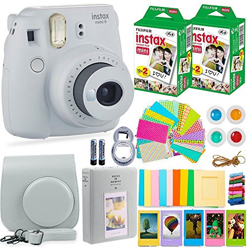 Fujifilm Instax Mini 9 Instant Camera +...