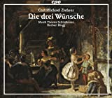 Die 3 Wunsche: Prologue: Melodrama and Finale [that her three wishes will be granted if she confides them to a star falling from the sky. The theater company sets out with Lotti …] (Zingara, Lotti, Hummel, Chorus)
