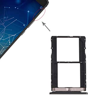 Cellphone Replacement Repair Parts SIM Card Tray + SIM Card Tray Compatible for Infinix Note 4 Pro