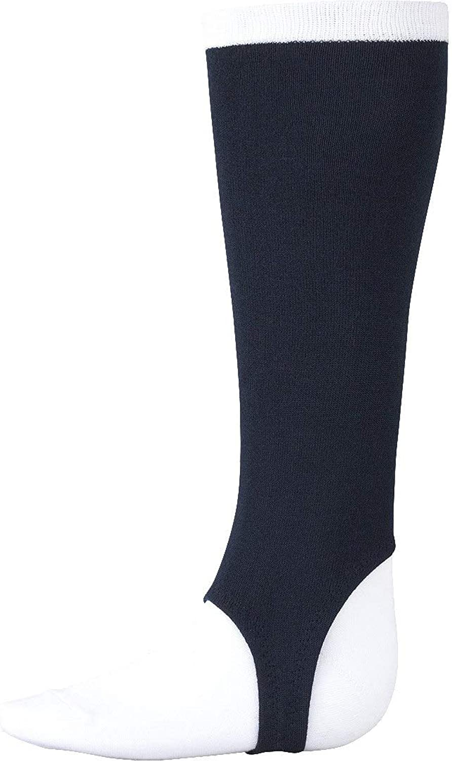 (ASICS) asics baseball baseball accessories stockings lowcut men's BAE013 50 Navy F