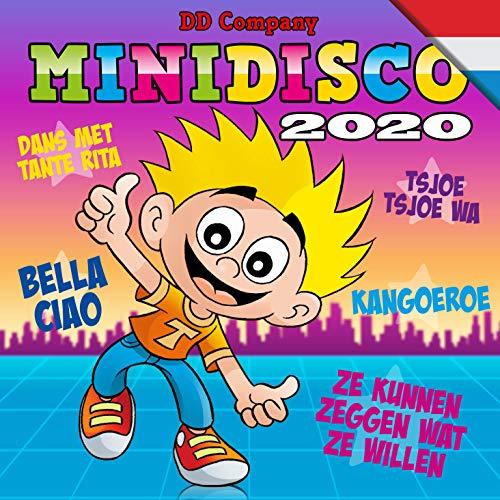 Minidisco 2020 - Nederlands [Clean]