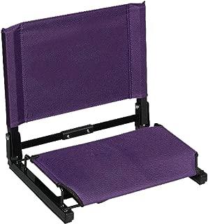 Purple Stadium Chairs