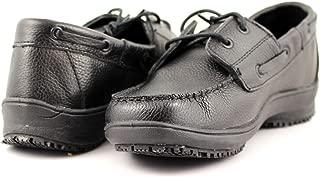 Laforst Sophia 8303 Womens Leather Slip Resistant Server Waitress Non Slip Shoes