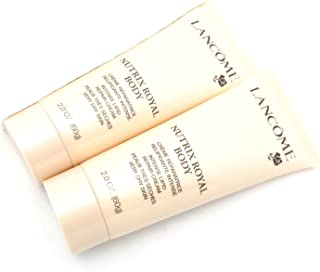 Nutrix Royal Body Intense Lipid Repair Cream Duo Pack - Very Dry Skin (Travel Size) (Unboxed) 2x60g/2oz