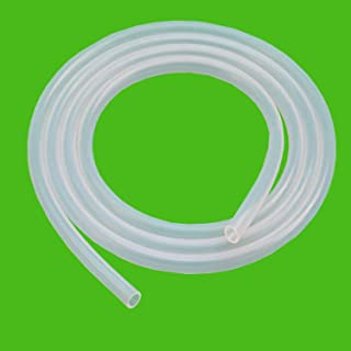 Platinum Cured Silicone Hose for 2 Quart and 1.5 Quart Stainless Steel Enema Can | 2 Meter Length Silicone Tube