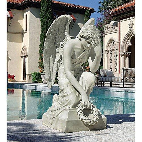 Design-Toscano-Divine-Memories-Angel-Statue