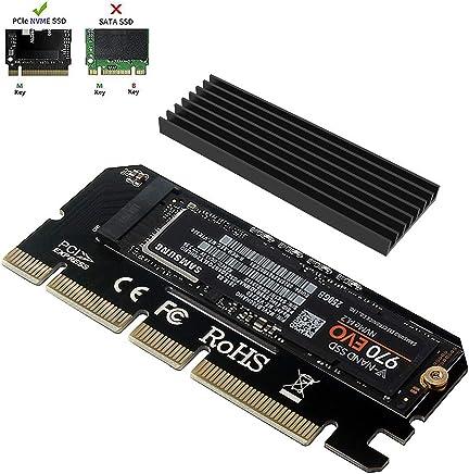 Mavis Laven Mini PCI-E to PCI-E Card Adapter with 2 Antennas for Half Size PCI Express Wireless Card