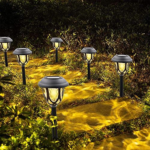 Luci Solari da Giardino, Lampade Solari a LED...