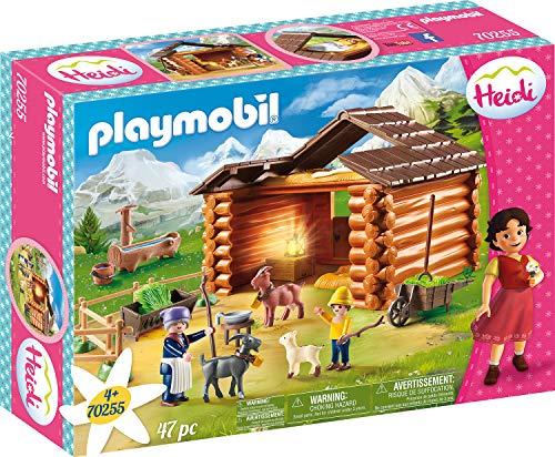 Playmobil  Heidi Establo de Cabras de Pedr