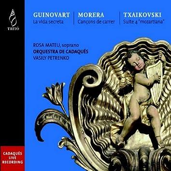 Guinovart, Morera & Tchaikovsky