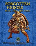 Forgotten Heroes Fang Fist And Song *OP (D&D Supplement)