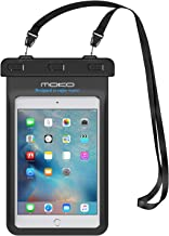 MoKo Universal Waterproof Case, Dry Bag Pouch for iPad Mini 2019/4/3/2, Samsung Tab 5/4/3, Galaxy Note 8, Tab S2/Tab E/Tab A 8.0, LG G Pad III 8.0, Google Nexus 7(FHD) & More Up to 8.3