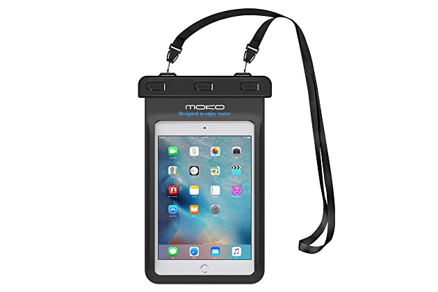 Best waterproof pouches for tablet | Amazon com