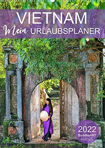 VIETNAM – Mein Urlaubsplaner (Wandkalender...