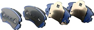 Hyundai Front Brake Pads, Pieces 4-581012HA10