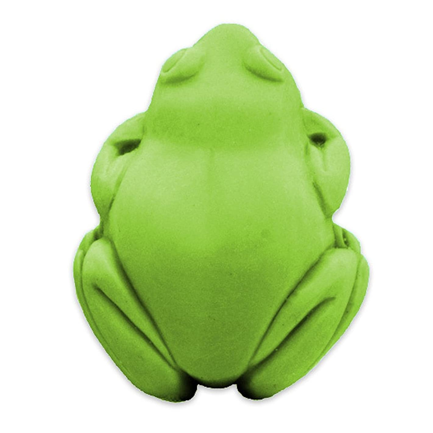 Milky Way Frog Soap Mold - Makes 3.25 oz Bars - Clear PVC - Not Silicone - MW 169
