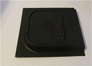 Black Plastic Screen Door Slide Bubble 12