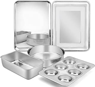 ست آشپزخانه Bakeware 6 تکه ، پ