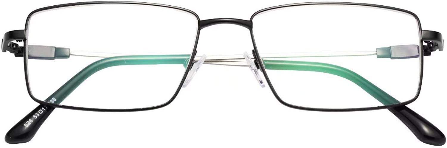 LianSanEssilor Max Max 56% OFF 77% OFF Memory Metal Frame Clear Lens Anti Glare Crizal