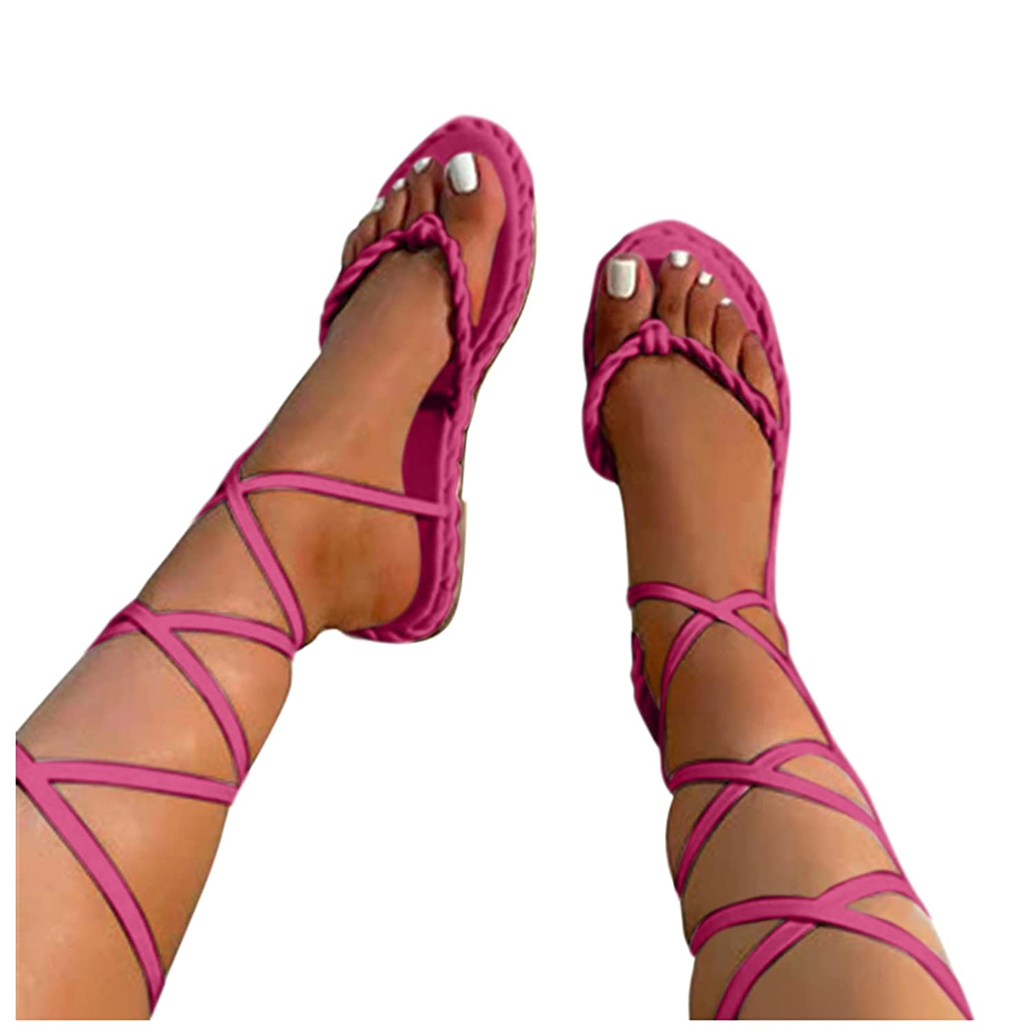 Padaleks Women's Flat Flip Max 60% OFF Flops Strappy Comfort S Sandals New product! New type Thong