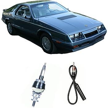 Chrysler LeBaron 1977-1995 Factory OEM Replacement Radio Stereo Powered Antenna