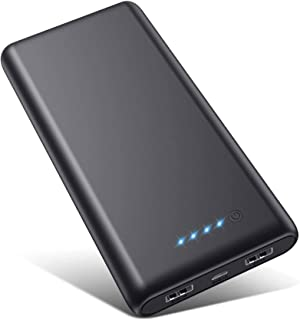 Portable Charger Power Bank 26800mah, Ultra-High Capacity Safer External Cell Phone Battery Pack Compact with High-Perform...