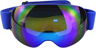 Aooaz Pc Ski Snowboard Goggles Uv Protection Anti Fog Snow Goggles For Men Women Youth