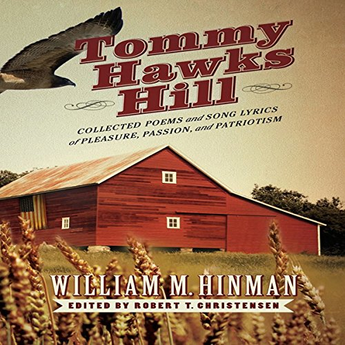 Tommy Hawks Hill audiobook cover art