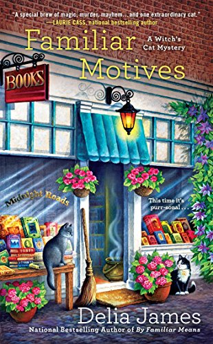 Familiar Motives: A Witch's Cat Mystery