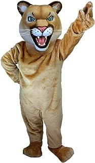 Cougar or Puma Mascot Costume