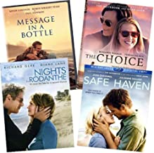 Nicholas Sparks Collection - The Choice / Nights in Rodanthe / Safe Haven / Message in a Bottle DVD