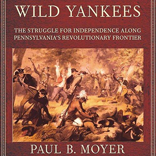 Wild Yankees audiobook cover art