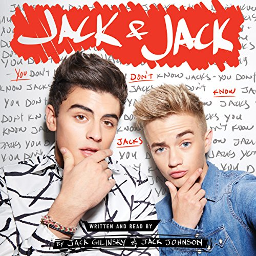 Jack & Jack: You Don't Know Jacks audiobook cover art