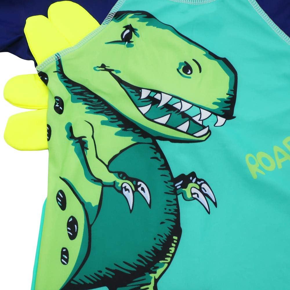 Toddler Swimsuit One Piece Swimwear Unicorn Shark Dinosaur Bathing Suit Infant Toddler Sunsuits for Kid Baby Girls