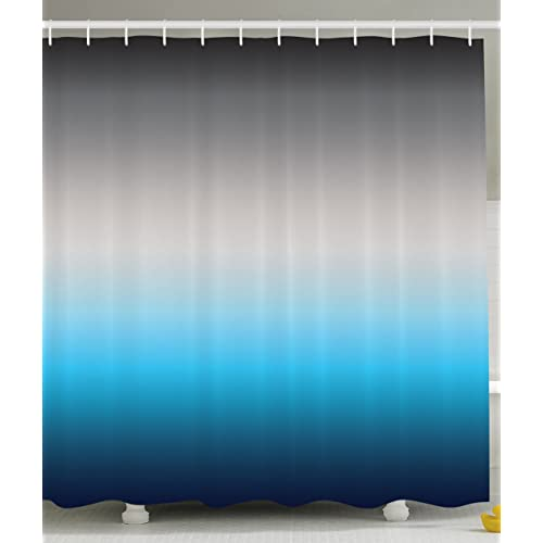 Magnificent Blue And Gray Bathroom Decor Amazon Com Home Interior And Landscaping Dextoversignezvosmurscom