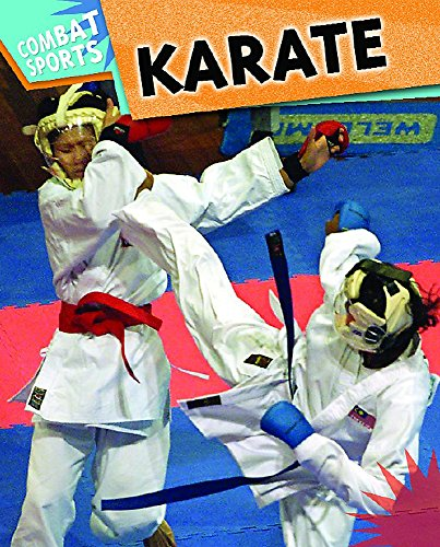 Karate (Combat Sports, Band 2)