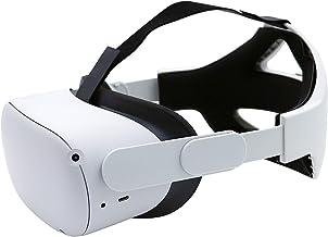 Adjustable Elite Strap for Oculus Quest 2 VR Head Strap Enhanced Support and Comfort, Reduce Head Pressure