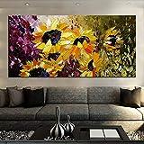 Muwill Leinwanddruck Wall Art, Große Moderne Kreativität