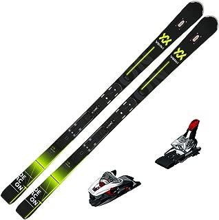 Volkl 2019 Deacon 76 Pro Skis w/Marker Race Xcell 16 Bidings